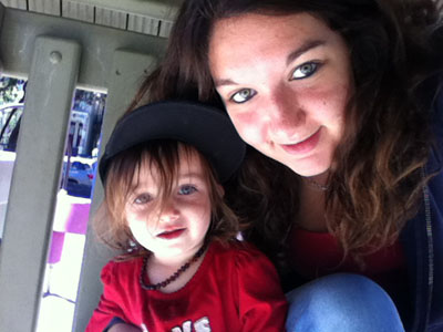 Au Pair and Toddler
