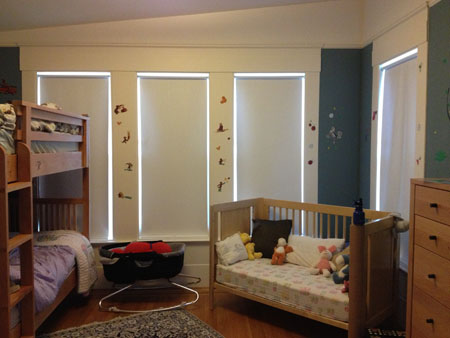 Young Childrens Bedroom
