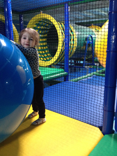 Enjoying La Petite Playhouse in Redwood City, CA