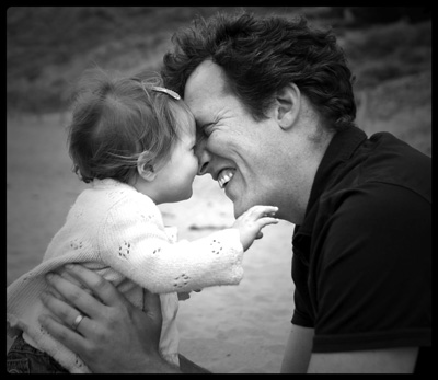 Father and Daughter Time Photo by Diane Krieger