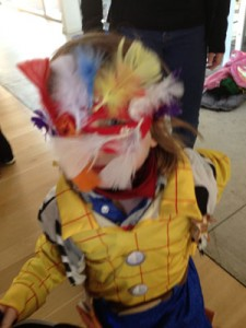 Boy in Costume