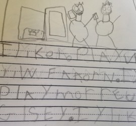 Childs Creative Writing